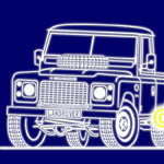 Landrover S3 V8 '109 Pick up