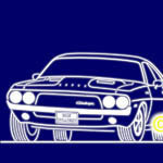 Dodge Challenger Rally